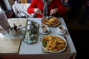 Chorley, Lancashire James Edward Freaney Fish and chips