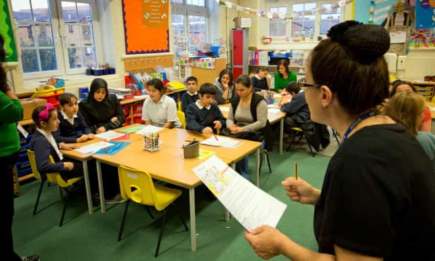 Primary school east London