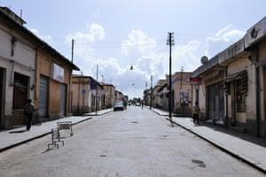 Asmara streets