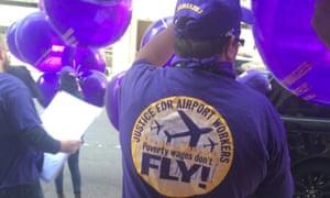 British airways fight for $15