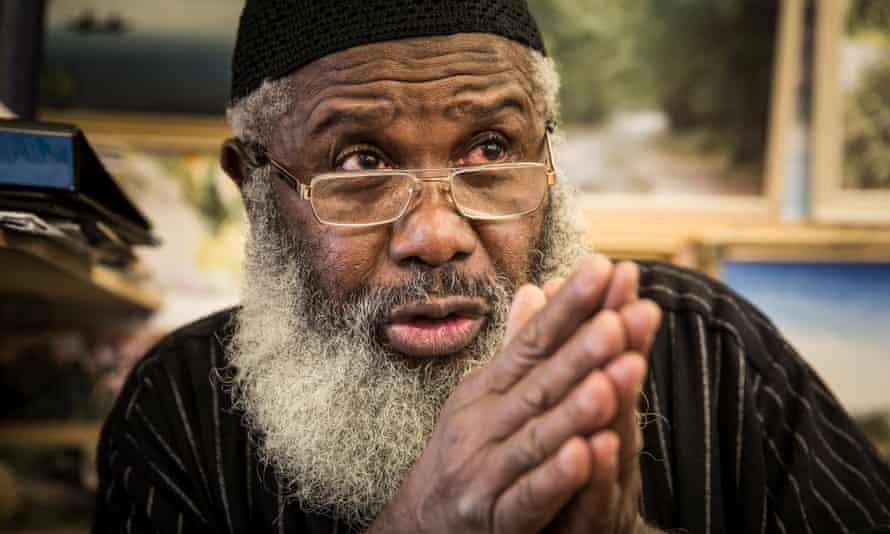Mohammed Saddiq Abdullah Ali , a barber in Moss Side, Manchester