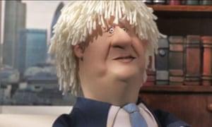 Boris Johnson Newzoid