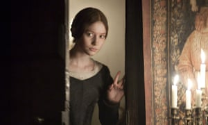 What's Jane about to discover? Mia Wasikowska in Cary Fukunaga's 2011 film adaptation of Jane Eyre.