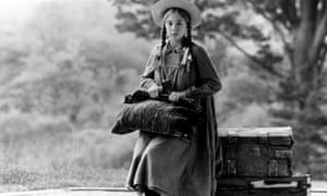 Plucky Anne of Green Gables.