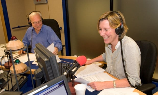 John Humphrys and Sarah Montague in the BBC Radio 4 Today studio: masterminding a muddle?