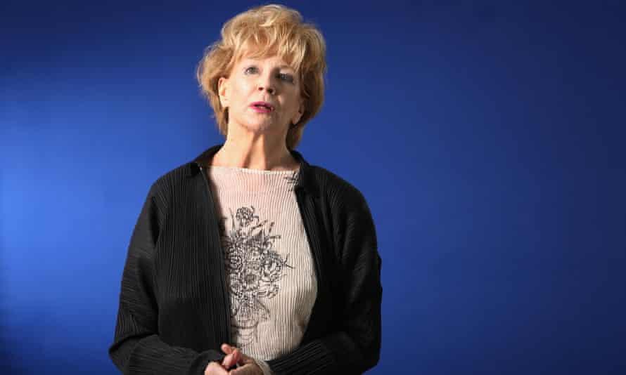 No ordinary whippersnapper … Edna O'Brien