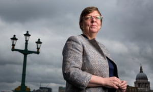 Alison Saunders, director public prosecutions