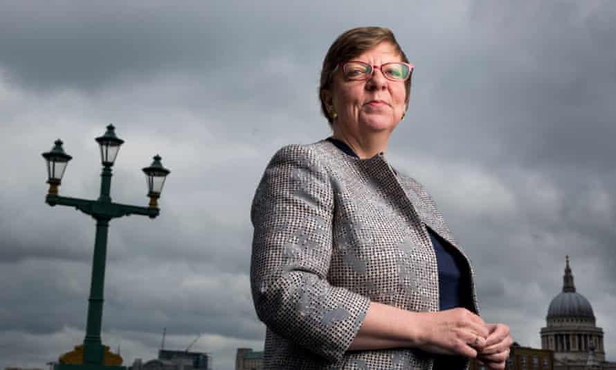 Alison Saunders, director public prosecutions