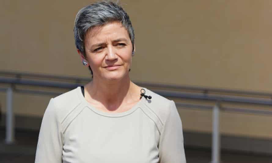 EU Commissioner for Competition, Margrete Vestager.