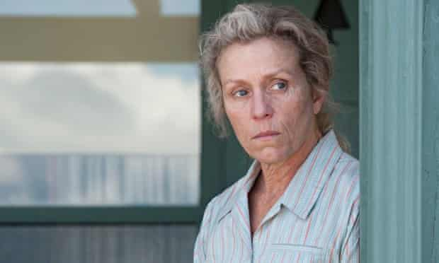 War of attrition … Frances McDormand in Olive Kitteridge. Photograph: HBO
