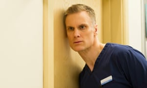 Darren Boyd in ITV's excellent new sitcom The Delivery Man.
