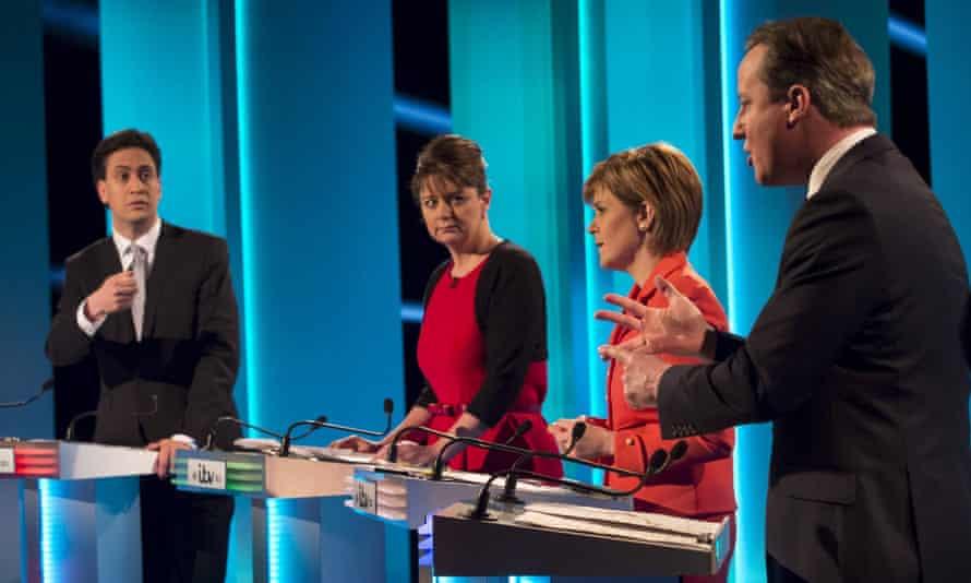 Party leaders debate