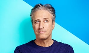 Jon Stewart Why I Quit The Daily Show Media The Guardian