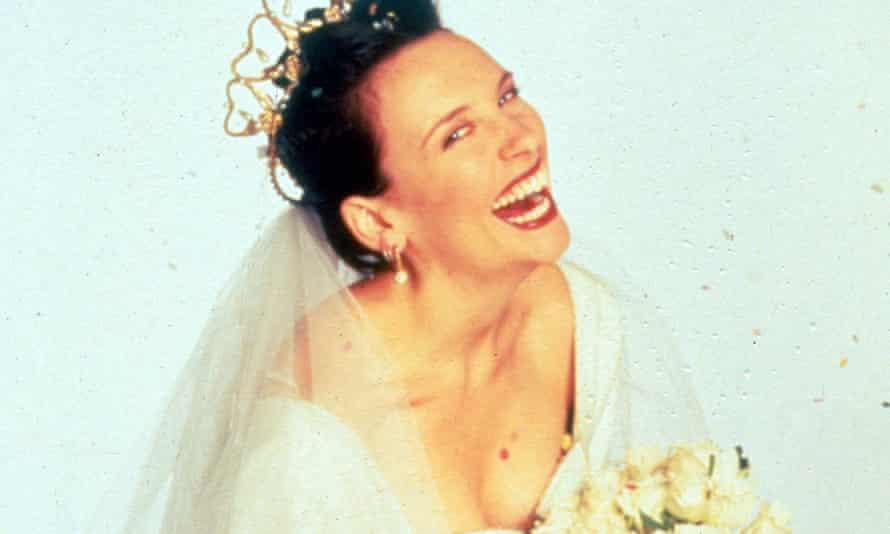 Collette in her 1994 breakout role in Muriel's Wedding.