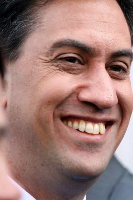 Ed Miliband: like a small boy in a onesie tiger costume trying to scare off a lion.
