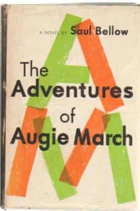 Adventures of Augie March jacket