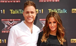 Olly Murs And Caroline Flack To Co Host The X Factor Television Radio The Guardian