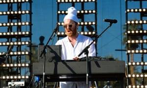 Chet Faker at Coachella: 'I'm craving biophilia'