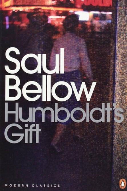 Humboldt's Gift jacket