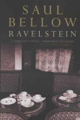 Ravelstein jacket