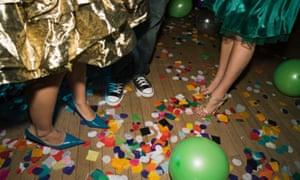 Prom confetti