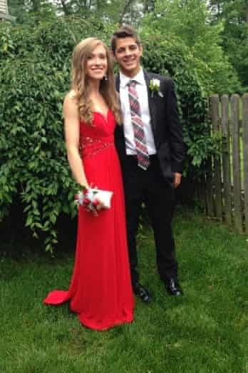 prom date dress
