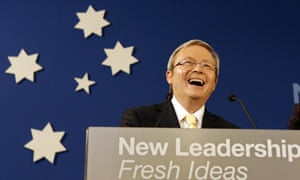Kevin Rudd Not Interested In Un Secretary General Job His Office Says Australia News The Guardian