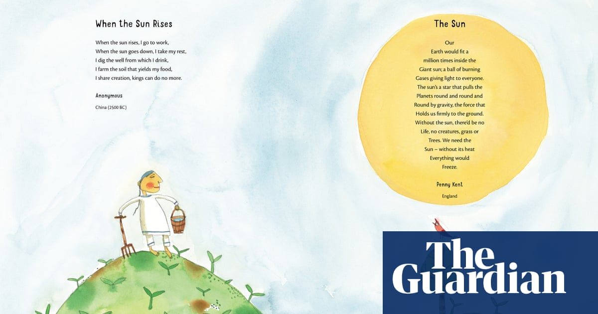 Poems of our Earth – in pictures   Children's books   The Guardian