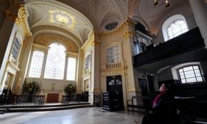 St Martin-in-the-Fields church, Trafalgar Square.