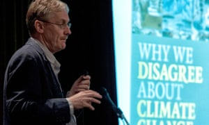 Mike Hulme, Professor at University of East Anglia, gives keynote lecture at International Conference on Culture, Politics & Climate Change.