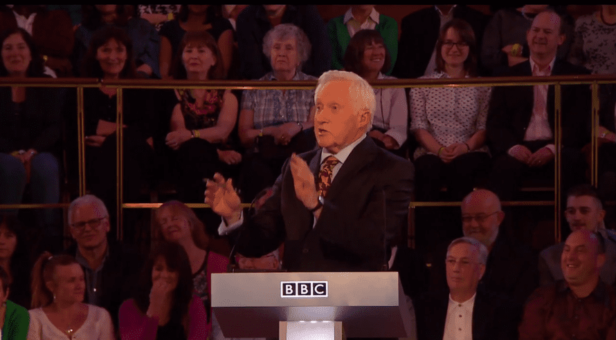 Farage BBC