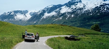 Old Strynefjell National Tourist Route Norwaypress image from VISIT NORWAYlow res so suitable for web only