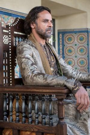 Game of Thrones Alexander Siddig as Doran Martell