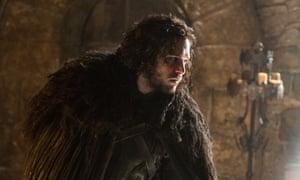 Game of Thrones Kit Harrington as Jon Snow