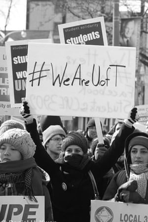 University of Toronto students strike against neoliberal education