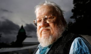 Game of Thrones creator George RR Martin