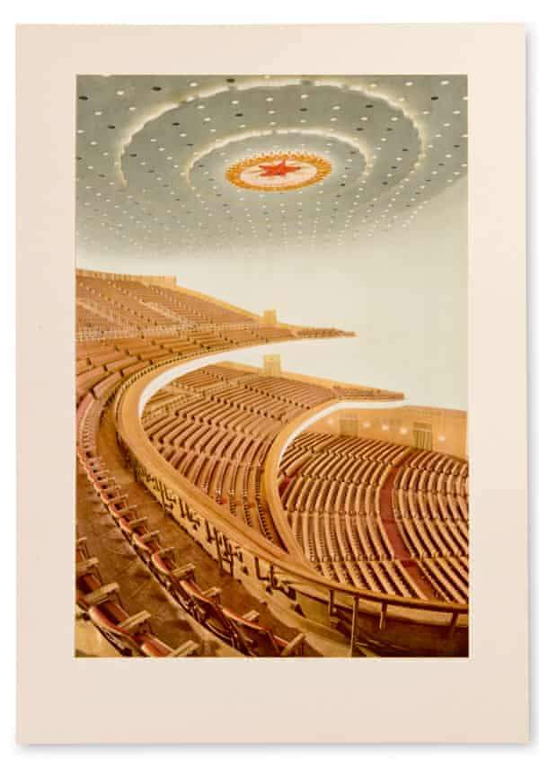 The Great Hall of People, 1959