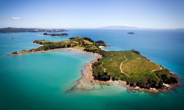 Rotoroa Island.