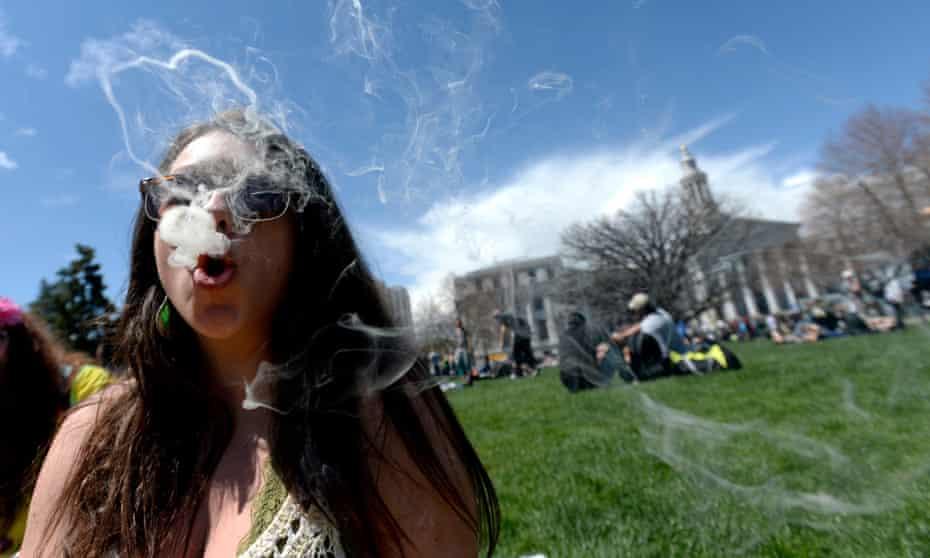 Colorado marijuana legalization