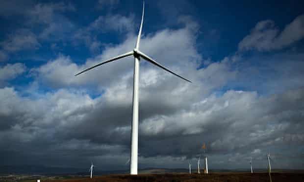 Windfarm at Hyndburn