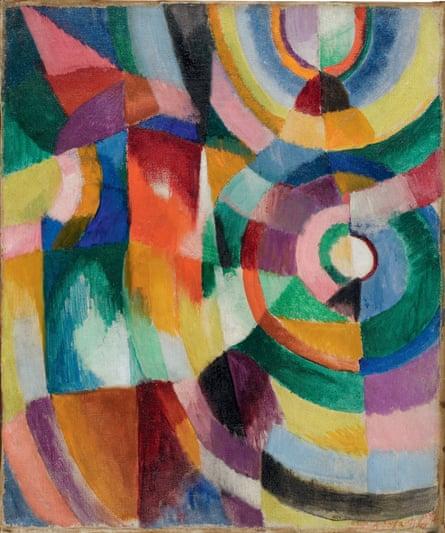 Electric Prisms, 1913.