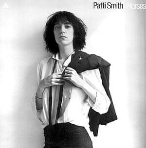 Horses: Patti Smith's debut album.