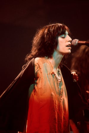 Dave Smith Auto >> Patti Smith: punk's poet laureate heads back on the road ...