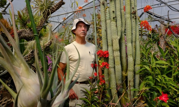 Meet the obsessive botanist who became the king of rare specimens