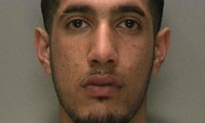 Zoheb Majid, 20, from Smethwick (pictured), was jailed for 10 years for Glynis Bensley's manslaughter, while Petri Kurti, 13, was jailed for life.
