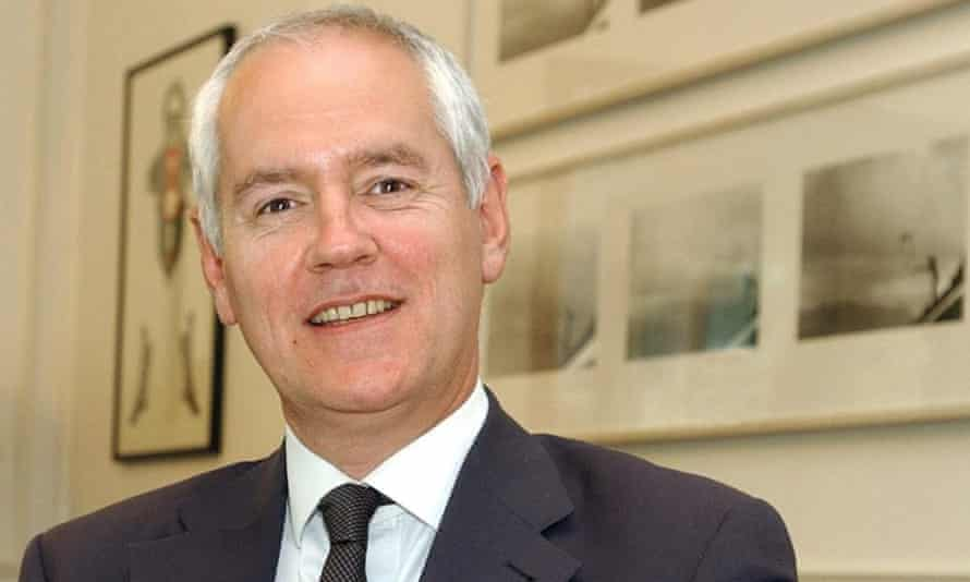 Lord Ken Macdonald QC, the former director of public prosecutions.