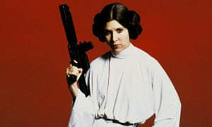 Carrie Fisher is promising a new hairstyle for Star Wars: The Force Awakens.