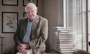 David Attenborough signs his new book 'Life in the Air' at the Natural Hisory Museum in London.  Attenborough is among the big names interviewed in the University of Queensland MOOC.