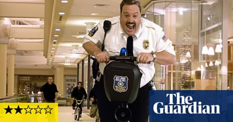 Paul Blart: Mall Cop 2 review: segway sequel rumbles through the motions