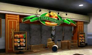 Jill's Sandwiches